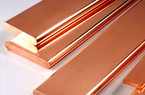 Copper Flats / Copper Bus Bars